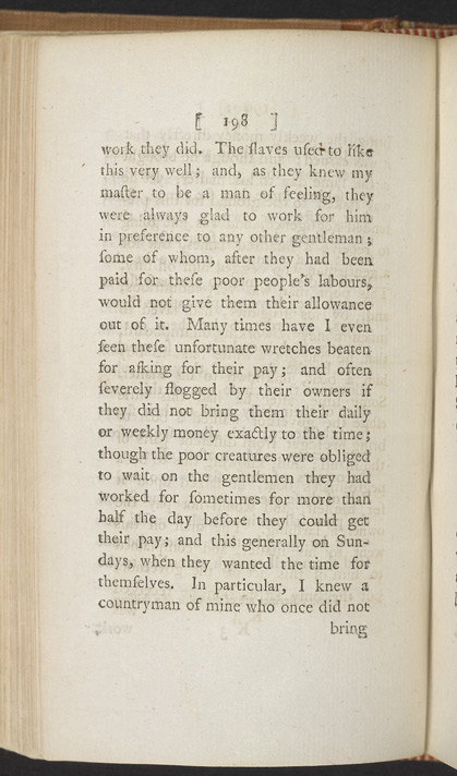 The Interesting Narrative Of The Life Of O. Equiano, Or G. Vassa -Page 198